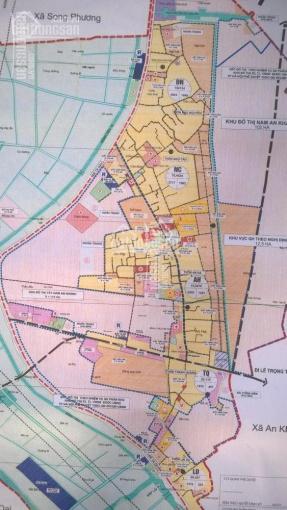 Bán đất dịch vụ xã An Khánh - An Thượng, Hoài Đức - Hà Nội LH ngay 0949.236.111