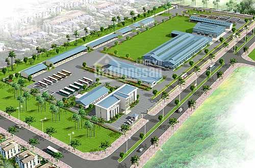 Bán/chuyển nhượng dự án cụm CN Đông Anh từ 10 - 20 - 40 ha. Gần sân bay, ưu tiên các công ty lớn