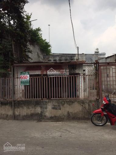 GĐ phá sản bán gấp nhà nát (lấy đất) đủ 80m2 NH, Chu Văn An, Bình Thạnh, 780tr SHR, 0934969173