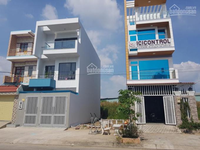 Đất thổ cư hẻm 512 đường Nguyễn Văn Tạo, 4x25m ảnh 0