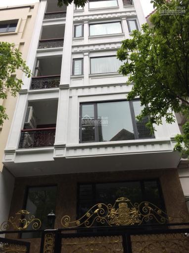 Cho thuê nhà ngõ Thái Hà, Láng Hạ, Đống Đa, Hà Nội, DT 50m2, 5 tầng, ...
