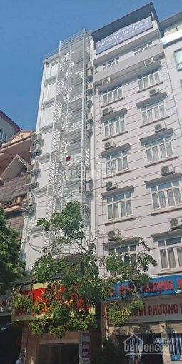 Nhà phố Dương Khuê - Cầu Giấy 10 tầng thang máy - kinh doanh khủng - ô tô tránh