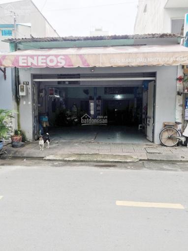 Bán nhà MT góc Lê Lư Văn Cao, Phú Thọ Hòa, Tân Phú, 127,7m2, rộng 6.4 x 20m (thương lượng)