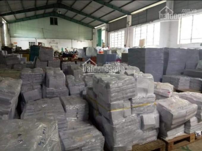 (0909.772.186) cho thuê nhà xưởng khu vực huyện Bình Chánh, gần cầu Bà Lát, diện tích: 1.200m2