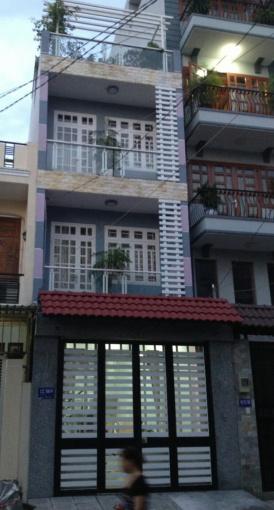 Cho thuê nhà nguyên căn 4x20m, 1 trệt, 3 lầu, nhà đẹp, ô tô vào tận cửa, giá rẻ 12,5 triệu/tháng