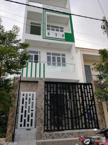 Cần bán nhà + 8 phòng trọ, diện tích 101m2, sổ hồng riêng, đường 10m, P. 7, Q. 8
