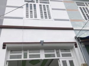 Nhà phố Nguyễn Hữu Thọ 36m2, 4 tầng, ô tô đỗ cửa, kinh doanh văn phòng, 3.85tỷ