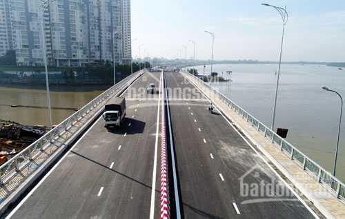 Chính chủ cần bán nền biệt thự MT sông, đường Tạ Hiện, Bình Trưng Tây, Q2. LH: 0938343079