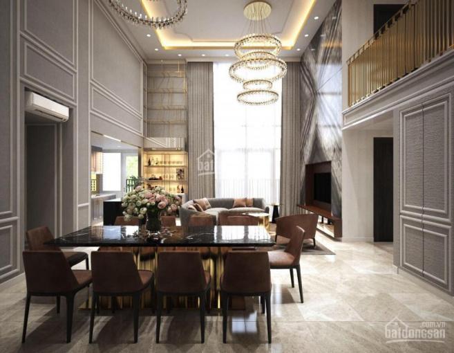 Căn hộ Sky Duplex 2 phòng ngủ, tòa Berdaz, DT: 122m2, tầng sân vườn 3A, giá 5.39tỷ, LH 0931356879