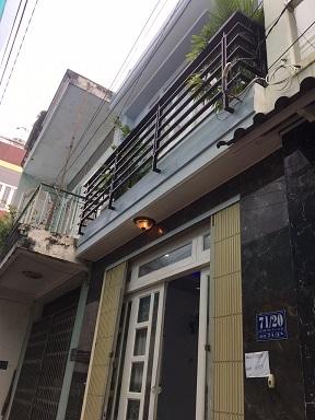 Cho thuê nhà nguyên căn tại Quận Gò Vấp, TP HCM