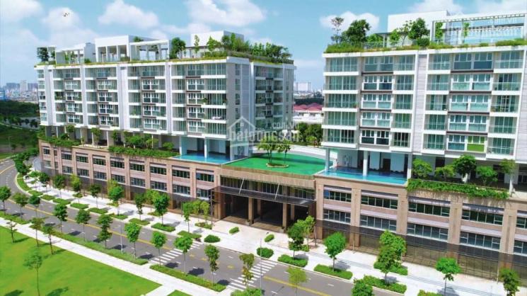 Bán nhanh căn hộ góc Sarica 3PN diện tích 155m2 - khu đô thị Sala. View công viên. LH 0908111886 ảnh 0
