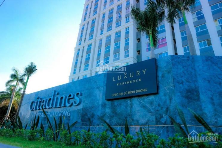 Bán căn hộ phức hợp 4 sao City Tower - Luxury Residence, BD, nhận nhà ở liền. LH 0933 841 846
