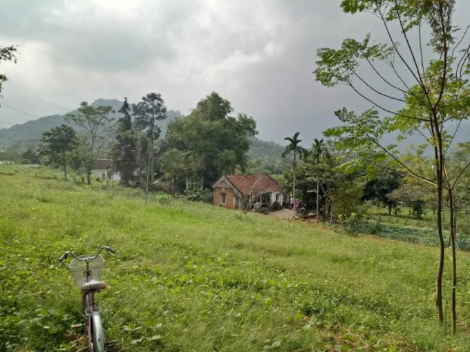 Bán 4200m đất gần mặt đường rộng 6m hướng vào suối mơ tại Yên Bài, Ba Vì. LH 0971274648