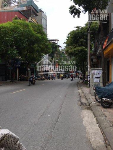 Bán đất mặt phố Thụy Khuê, Tây Hồ, Hà Nội