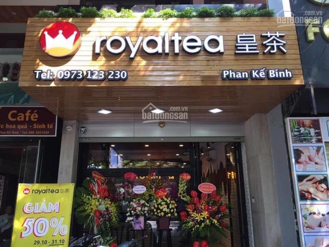 Cho thuê nhà mặt phố Phan Kế Bính 60m2x4.5t, thông sàn, có thang máy (0976.075.019)
