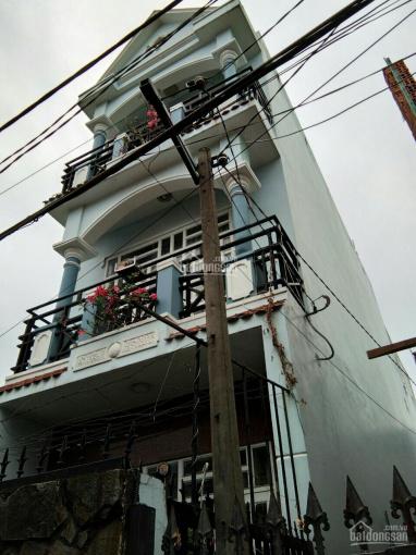 Nhà cần bán gấp hẻm Quốc Lộ 1A, phường Đông Hưng Thuận, Q12, DT: 4*19m, đúc 3 tấm, giá 3.500 tỷ