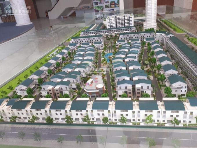 Cập nhật bảng giá bán các ô biệt thự HUD B Lê Thái Tổ (Trầu Cau Garden) TP Bắc Ninh: 0904 990209