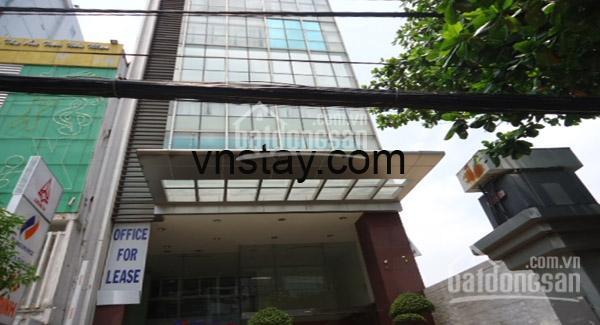 Văn phòng Licogi 16 đường Phan Đăng Lưu cho thuê, tòa nhà đẹp