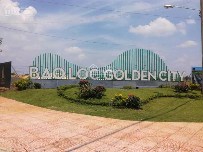 Cần bán 2 lô đối diện công viên và 1 lô mặt tiền tại Golden City Lộc Phát, sổ riêng, sinh lời cao