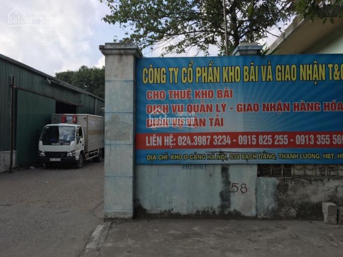 Cho thuê kho bãi tại cảng Hà Nội, sân bãi nhà xưởng tại KCN Mê Linh ảnh 0