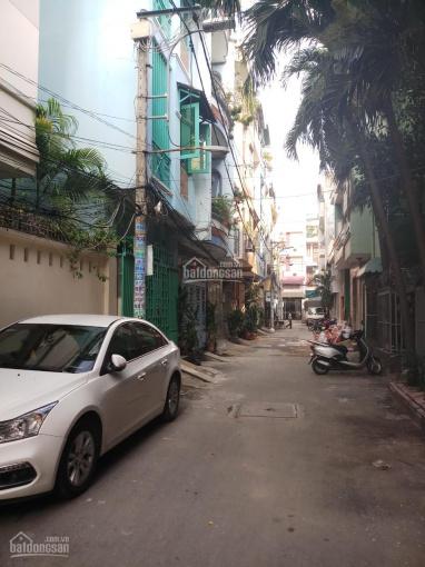 Nhà đường Dương Bá Trạc, P1, Quận 8, DT: 4x12m, 4 tầng, giá 7,2 tỷ