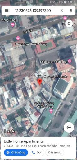 Cần bán đất hẻm ô tô đường Tuệ Tĩnh, Nha Trang