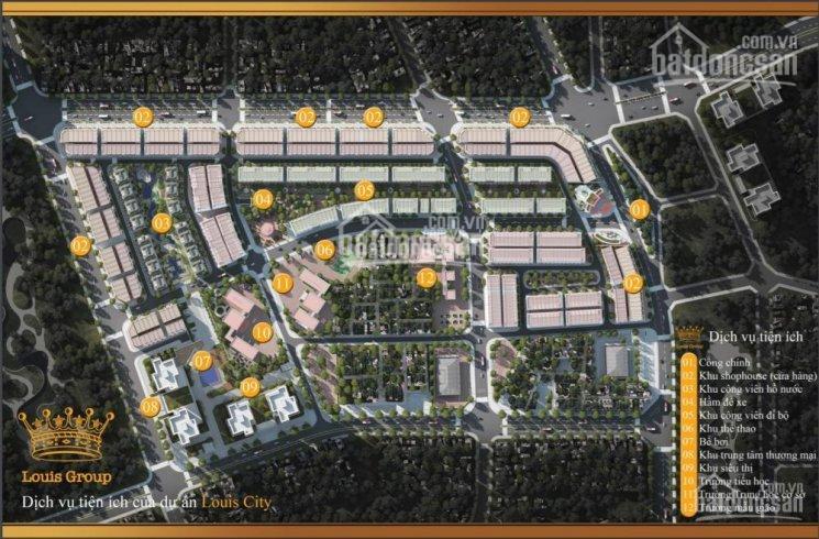 Cần bán căn Lk hướng Đông Nam dự án Louis City giá 48tr/m2. LH: 0981 311 369