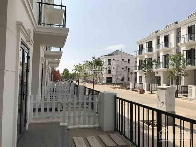 Bán nhà phố Sim City, Q. 9, DT: 5x16m, trệt 2 lầu hướng TN giá 4.6tỷ - 0909128189