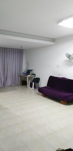 Chính chủ bán căn hộ chung cư Phú Lợi 1, Quận 8, 78m2 - 2PN, view vườn hoa, thoáng mát