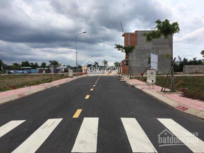 Bán gấp 20 lô đất MT Nơ Trang Long, gần UBND phường 13, TT chỉ 899tr/nền SHR, LH 0938513545