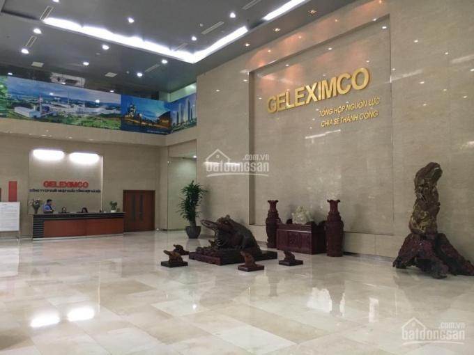 Cho thuê văn phòng tòa nhà Geleximco phố Hoàng Cầu, Đống Đa. Diện tích 70m2 - 500m2 ảnh 0