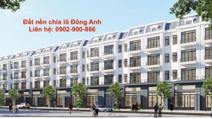 Mở bán 50 liền kề/Shophouse dự án Happy Land Đông Anh! Chỉ từ 3,5 tỷ/lô (7 đợt TT). Sổ đỏ lâu dài