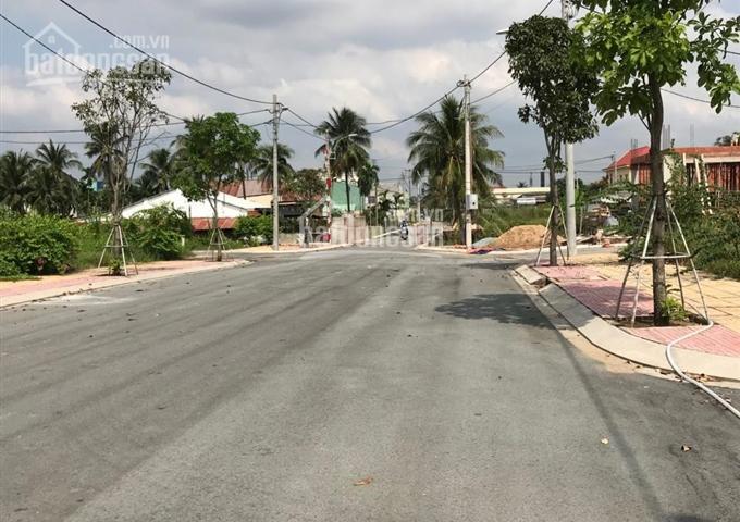 Ra hàng gấp lô đất MT, Vĩnh Phú, Bình Dương, 1 tỷ/80m2, SHR, XDTD, dân cư đông, LH 0901302538