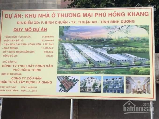 Phú Hồng Khang dự án mới của CĐT Phú Hồng Thịnh Bình Chuẩn Thuận An