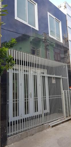 Bán nhà hẻm 1/, đường Phạm Thế Hiển, P7, Q8, diện tích: 42m2, giá: 2 tỷ 400tr, LH: 0907488847