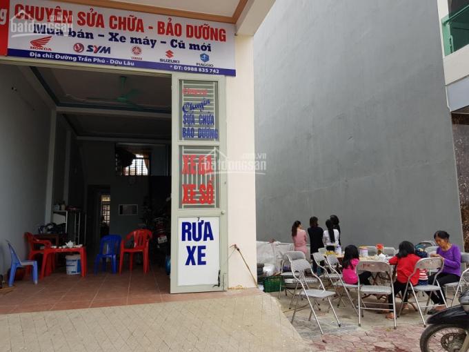 Cho thuê đất mặt đường Trần Phú (đối diện sân vận động Bảo Đà)