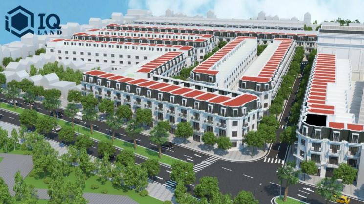 Bán 9 lô liền kề vip giá chỉ 22 triệu/m2 khu nhà ở Việt Phát, Lê Chân, HP - Hoàng 0936.303.288