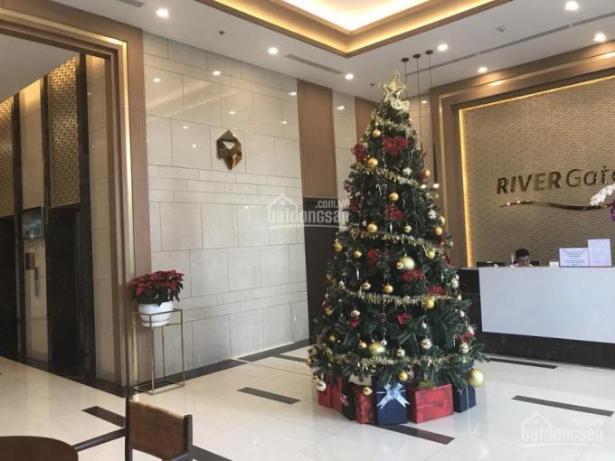 Cho thuê căn hộ văn phòng River Gate, Q4, DT 30m2, full nội thất, giá 13 tr/tháng, LH 0908268880