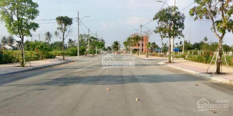 Sang gấp lô đất 100m2 KDC An Phú Đông Q12, cách phà An Phú Đông 800m, SHR, giá 1.8 tỷ, 0906046233