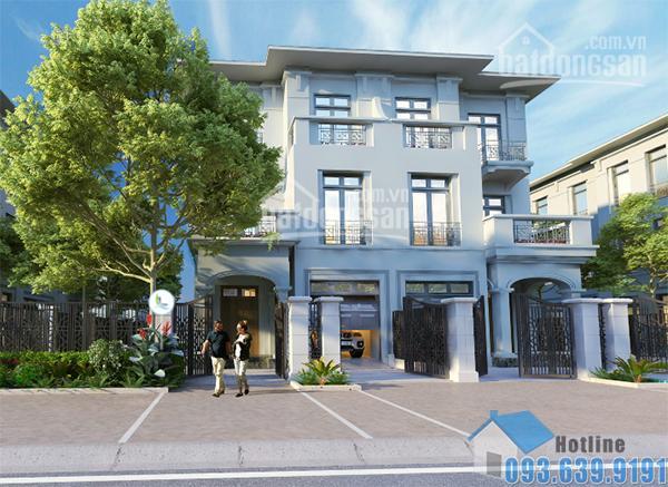 Cần bán căn biệt thự khu Vinhomes Harmony, 193m2 nhận nhà ngay