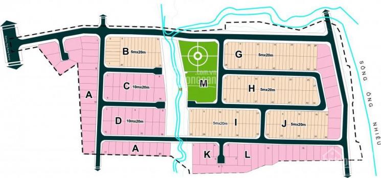 Bán lô đất nền 100m2, phường Phú Hữu, quận 9, giá tốt nhất thị trường. LH 0902298187