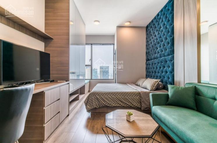 Cho thuê căn hộ officetel River Gate Q4 để ở & làm văn phòng, giá 11 triệu/tháng, LH 0908268880