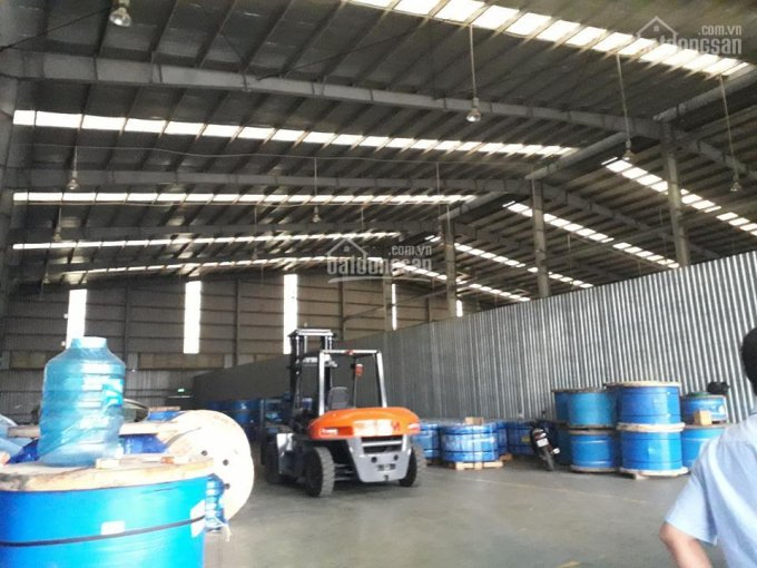 Cho thuê kho trung tâm Quận 9, Phường Tăng Nhơn Phú A, DTKV 2.730m2, kho hơn 1.000m2
