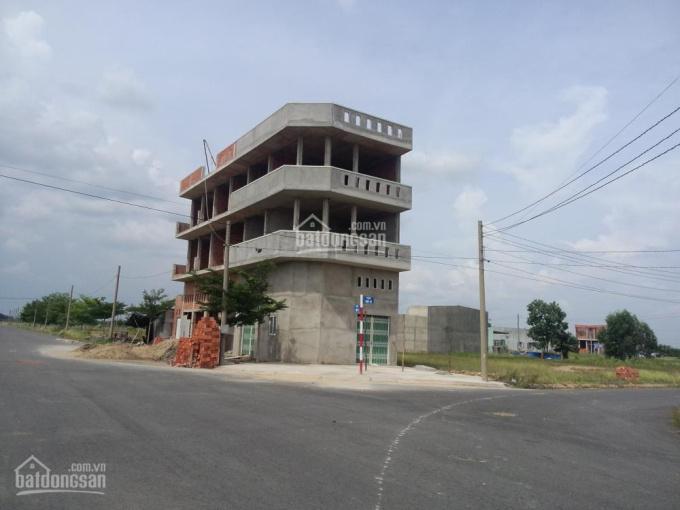 Bán gấp lô đất 6x19m, KDC Tân Đô, giá cực rẻ, sổ hồng ảnh 0