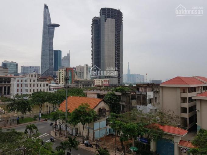 Novaland cho thuê officetel Saigon Royal, ngay chân cầu Mống, sát Q. 1, view Bitexco. 0906972055