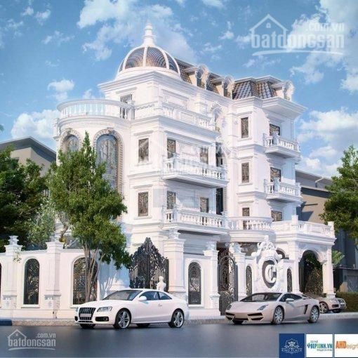 Nhà góc khu Him Lam, 12.5m x 20m, hầm, 4 tầng, trống suốt, thang máy, giá thỏa thuận: 0977771919 ảnh 0