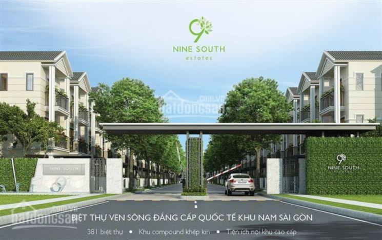 Ihome Land chuyên ký gửi mua bán nhanh biệt thự Nine South cập nhật 24/24 uy tín nhất thị trường
