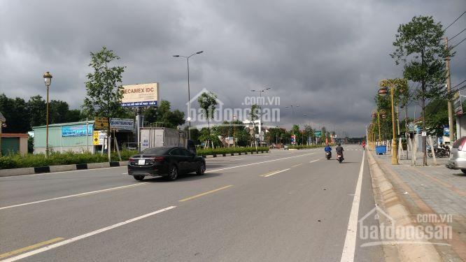 Đất nền chợ tự phát Phú Chánh C-D, đường Nguyễn Văn Linh, Phú Tân, bán gấp, bán lỗ, Tạo Lực 2 ảnh 0