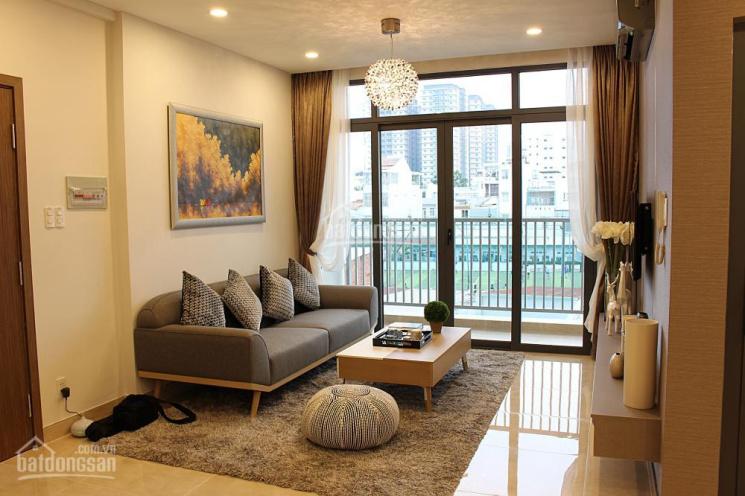 Cho thuê căn hộ Galaxy 9 Nguyễn Khoái, 1PN, 1WC, với DT 50m2, full nội thất. Giá chỉ 10 tr/tháng
