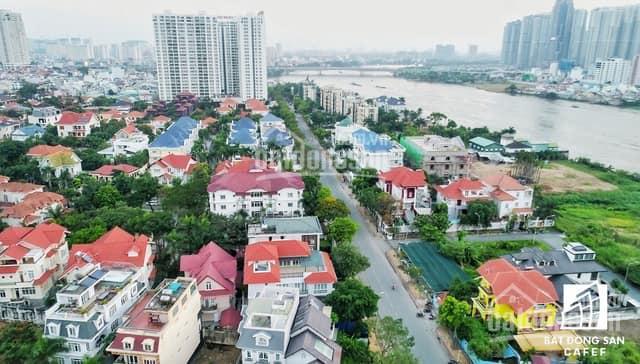 Bán 221 m2 đất Nguyễn Văn Hưởng, P. Thảo Điền, Quận 2, giá 115tr/m2 tỷ, LH: 0938 080 255